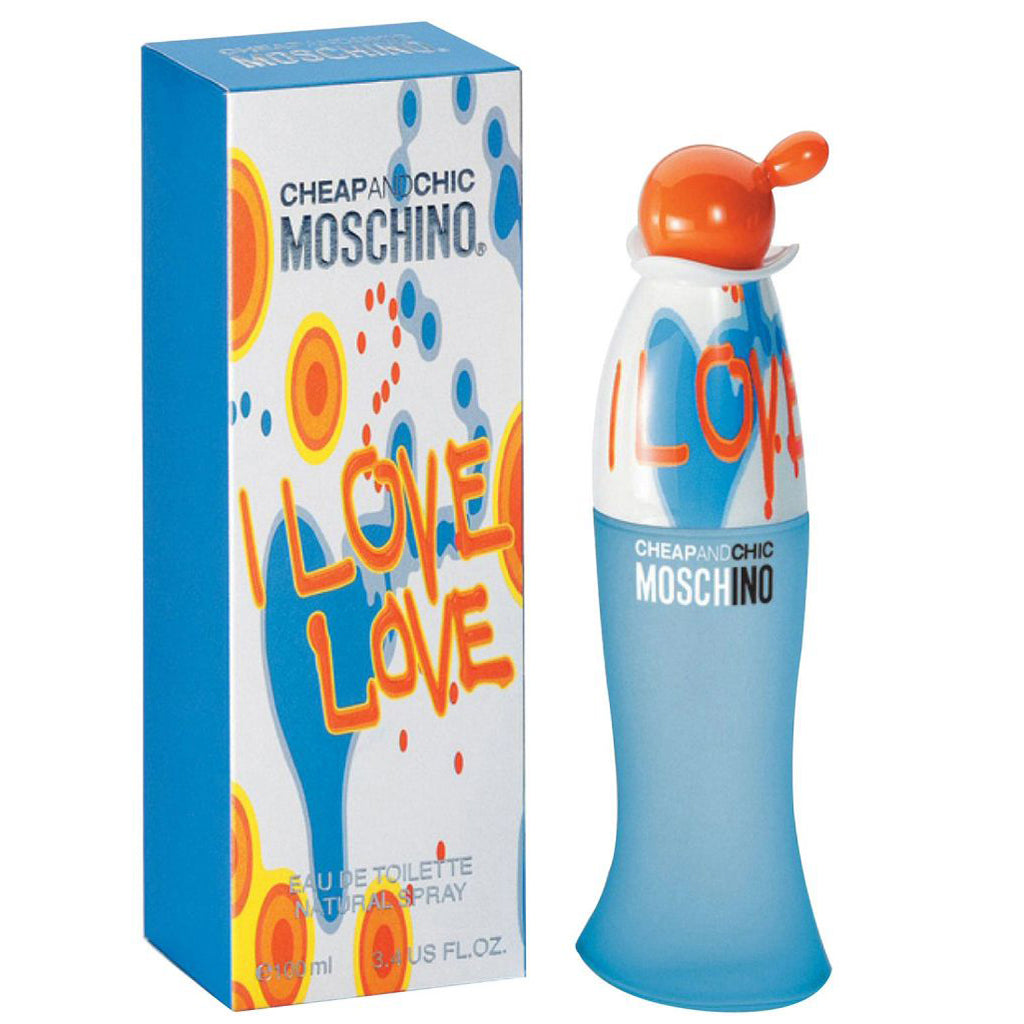 3f5495225d I Love Love by Moschino 100ml EDT for Women | Perfume NZ