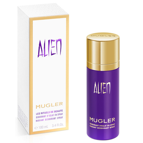 Alien by Thierry Mugler 100ml Radiant Deodorant Spray
