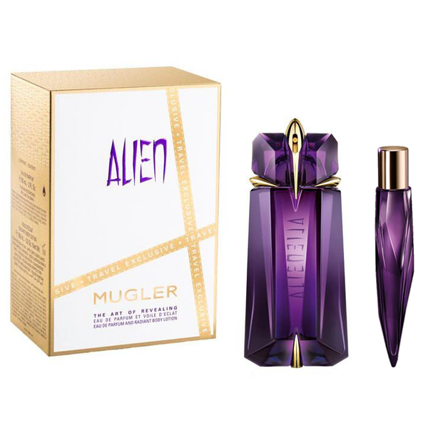 Alien by Thierry Mugler 90ml EDP 2 Piece Gift Set
