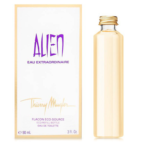 Alien Eau Extraordinaire by Thierry Mugler 90ml EDT Refill