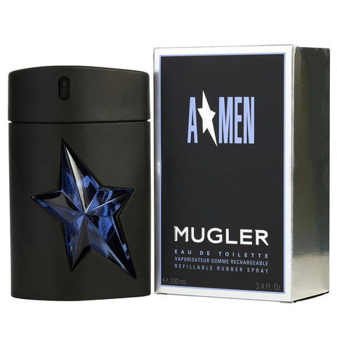 A*MEN by Thierry Mugler for Men 100ml EDT (Rubber)