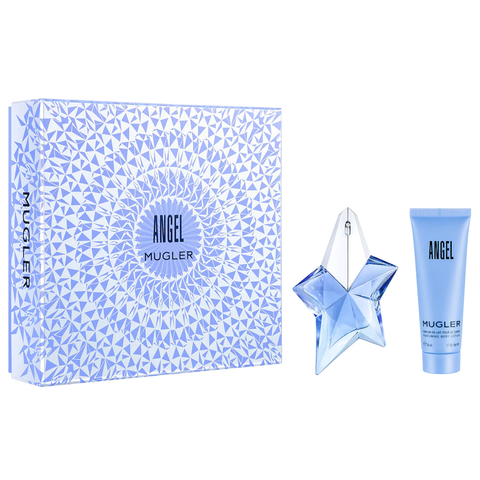 Angel by Thierry Mugler 50ml EDP 2 Piece Gift Set