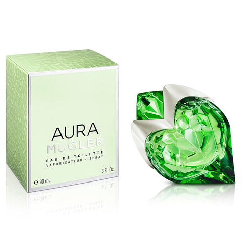 Aura by Thierry Mugler 90ml EDT for Women