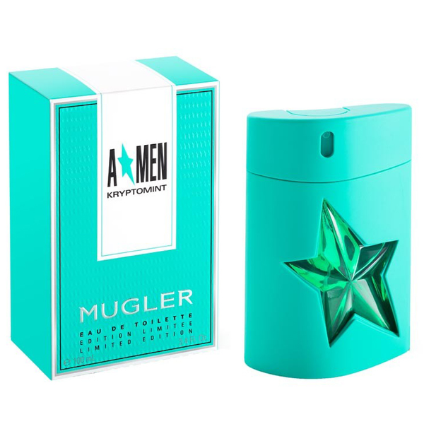 A*Men Kryptomint by Thierry Mugler 100ml EDT