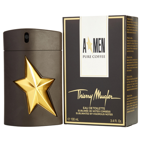 A*Men Pure Coffee by Thierry Mugler 100ml EDT