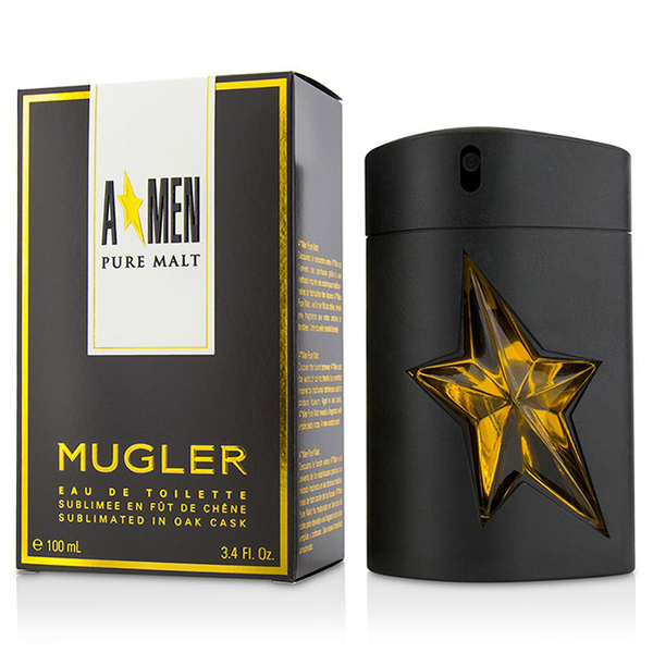 A*Men Pure Malt by Thierry Mugler 100ml EDT