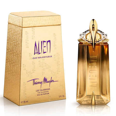 Alien Oud Majestueux by Thierry Mugler 90ml EDP