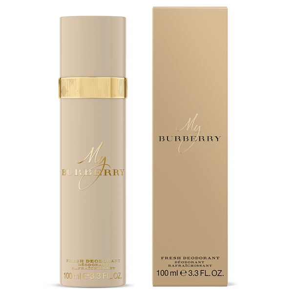 My Burberry by Burberry 100ml Fresh Deodorant