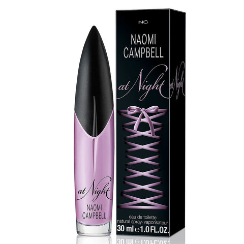 At Night by Naomi Campbell 30ml EDT