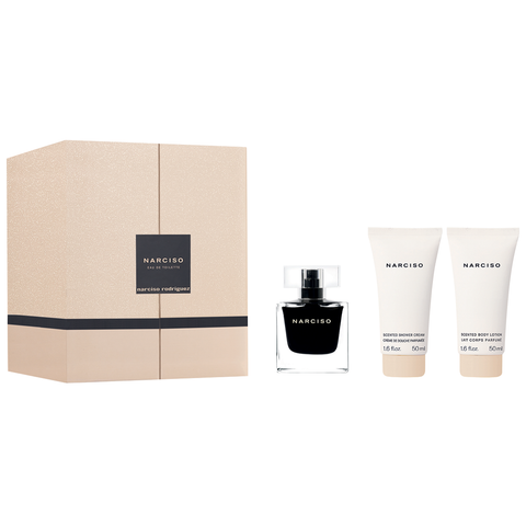 Narciso by Narciso Rodriguez 50ml EDT 3 Piece Gift Set