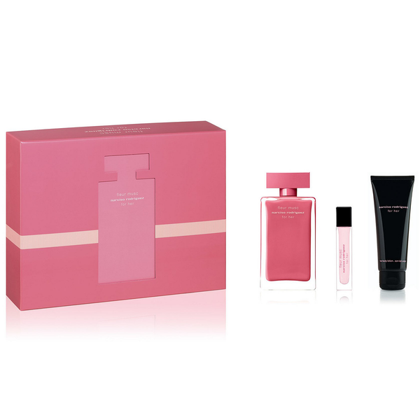 Fleur Musc by Narciso Rodriguez 100ml EDP 3 Piece Set
