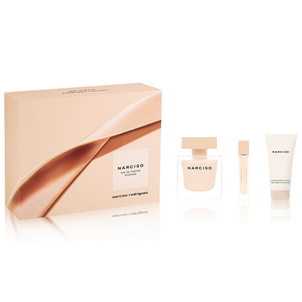 Narciso Poudree by Narciso Rodriguez 90ml EDP 3pc Gift Set