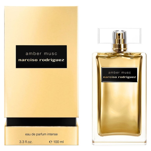 Amber Musc by Narciso Rodriguez 100ml EDP