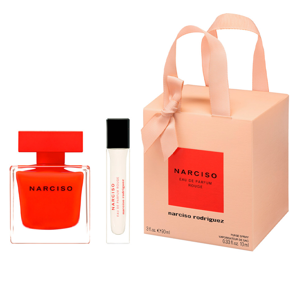 Narciso Rouge by Narciso Rodriguez 90ml EDP 2pc Gift Set