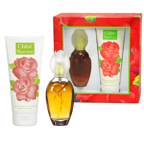 Chloe Narcisse By Chloe 100ml EDT 2 Piece Gift Set