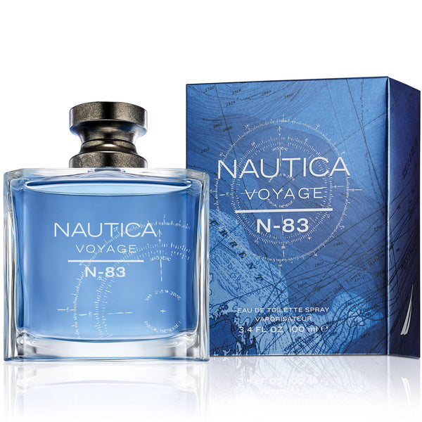 Nautica Voyage N-83 100ml EDT Spray (M)