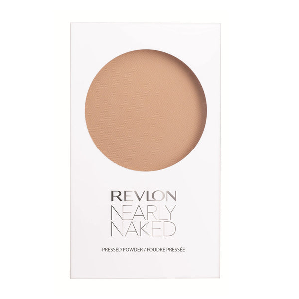 Revlon Nearly Naked Pressed Powder - 40 Medium Deep
