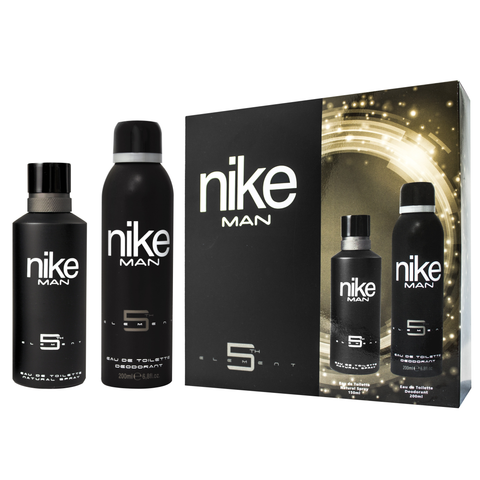 Nike Man 5th Element by Nike 150ml EDT 2 Piece Gift Set