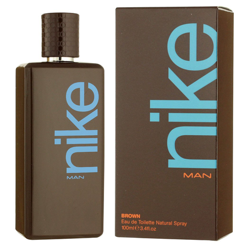 Nike Man Brown by Nike 100ml EDT for Men