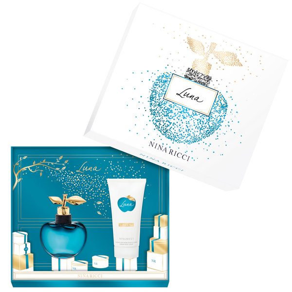 Luna by Nina Ricci 80ml EDT 2 Piece Gift Set