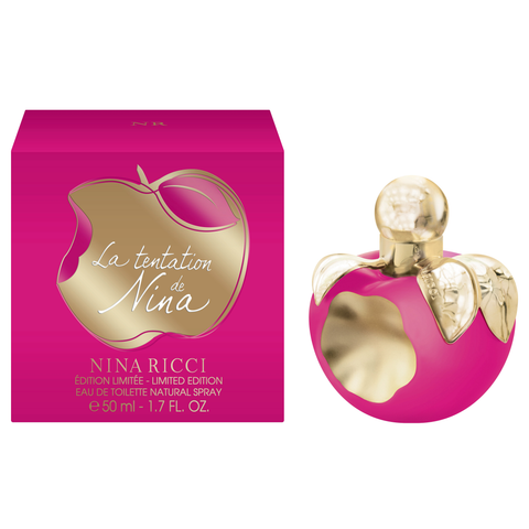 La Tentation de Nina by Nina Ricci 50ml EDT