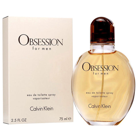 Obsession by Calvin Klein 75ml EDT for Men
