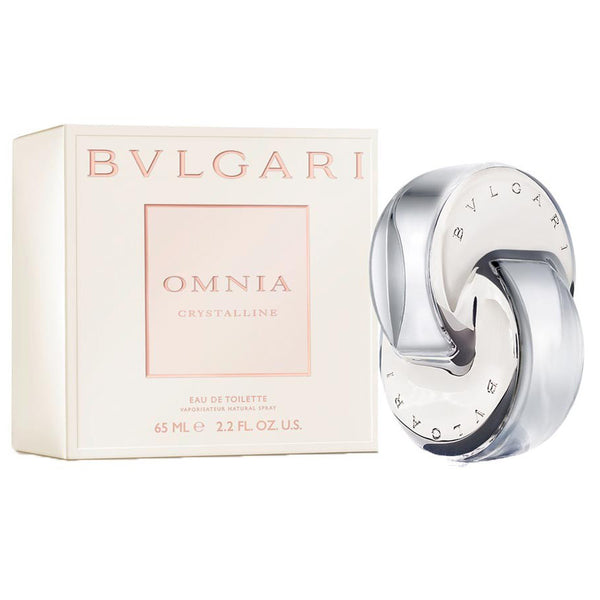 OMNIA CRYSTALLINE by BVLGARI 65ml EDT