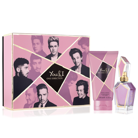 You & I by One Direction 50ml EDP 2 Piece Gift Set