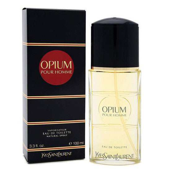 Opium by Yves Saint Laurent 100ml EDT for Men