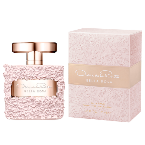 Bella Rosa by Oscar De La Renta 100ml EDP