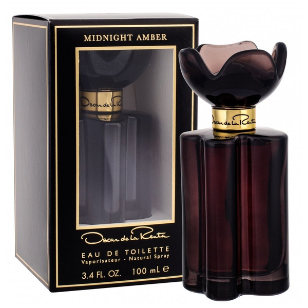 Midnight Amber by Oscar De La Renta 100ml EDT
