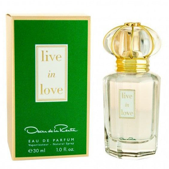 Live in Love by Oscar De La Renta 30ml EDP