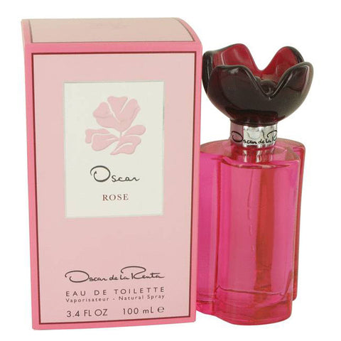 Oscar Rose by Oscar De La Renta 100ml EDT
