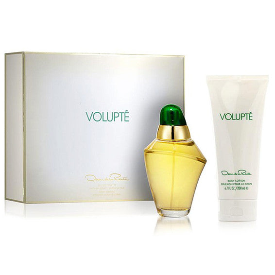 Volupte by Oscar De La Renta 100ml EDT 2 Piece Gift Set