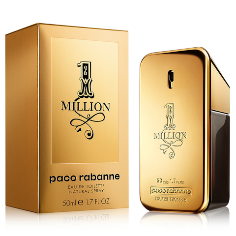 One Million by Paco Rabanne 50ml EDT