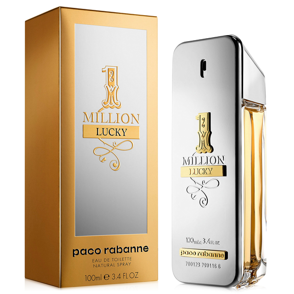 One Million Lucky by Paco Rabanne 100ml EDT