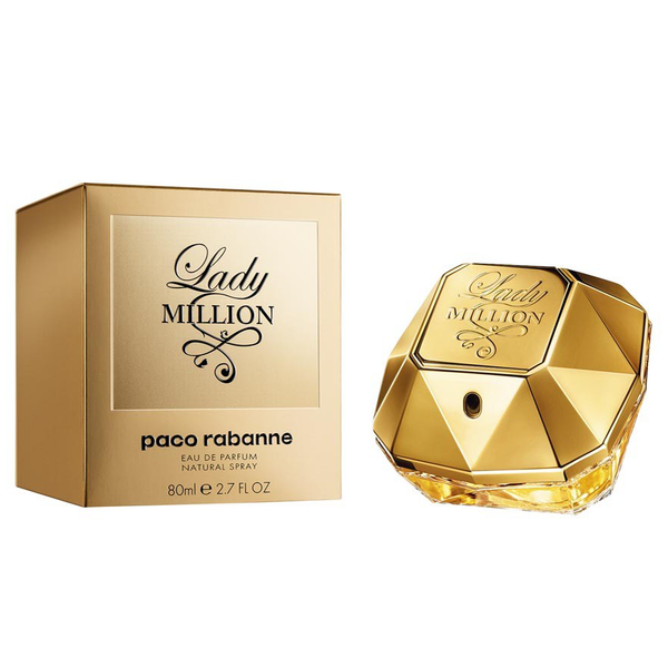 Lady Million by Paco Rabanne 80ml EDP