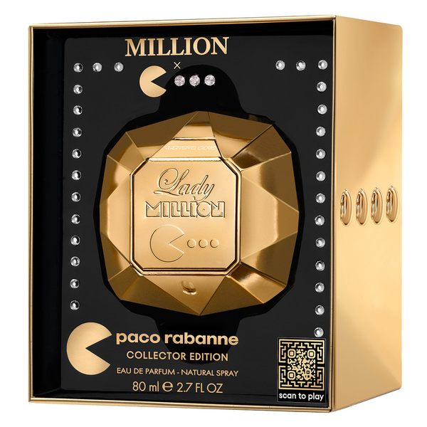 Lady Million Collector Edition by Paco Rabanne 80ml EDP