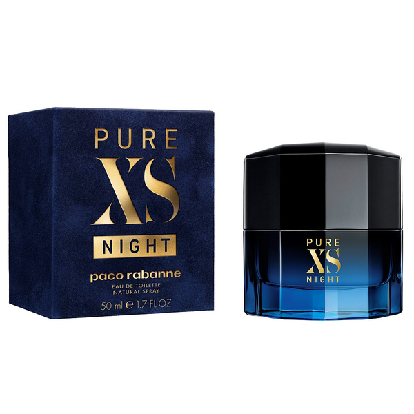 Pure XS Night by Paco Rabanne 50ml EDP for Men