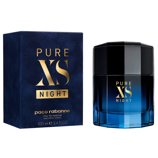 Pure XS Night by Paco Rabanne 100ml EDP for Men