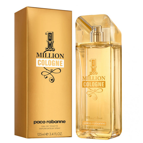 One Million Cologne by Paco Rabanne 125ml EDT
