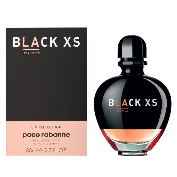 Black XS Los Angeles by Paco Rabanne 80ml EDT