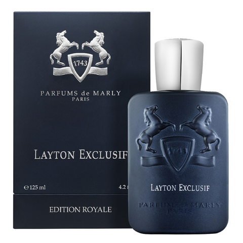 Layton Exclusif by Parfums De Marly 125ml EDP