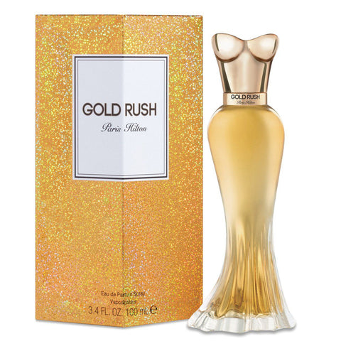 Gold Rush by Paris Hilton 100ml EDP for Women
