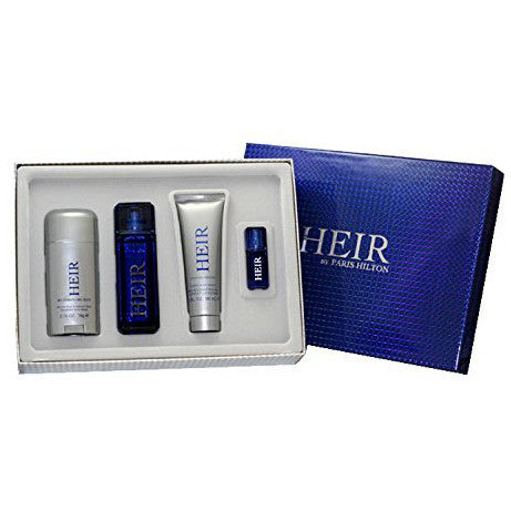Heir by Paris Hilton 100ml EDT 4 Piece Gift Set