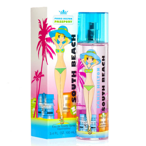 South Beach by Paris Hilton 100ml EDT