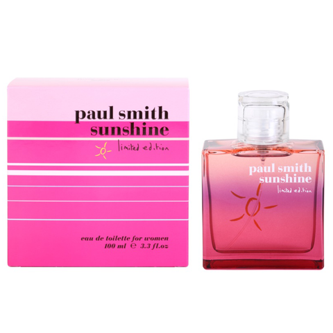 Paul Smith Sunshine Limited Edition by Paul Smith 100ml EDT