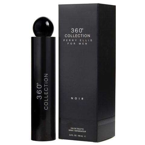 360 Collection Noir by Perry Ellis 100ml EDT for Men