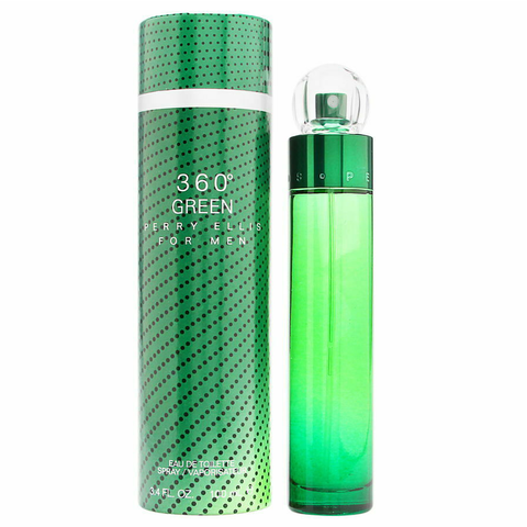 360 Green by Perry Ellis 100ml EDT for Men