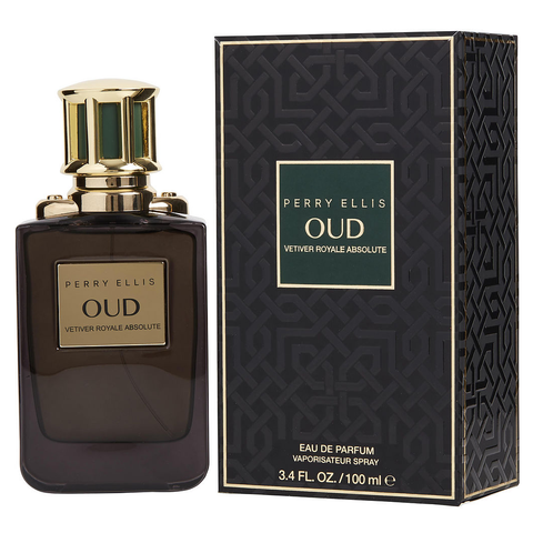Oud Vetiver Royale Absolute by Perry Ellis 100ml EDP